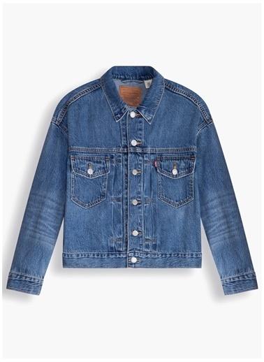 Levi's® Levis Kadın Mavi Ceket Mavi